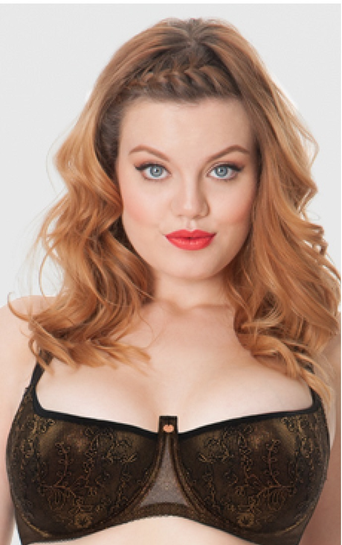 Curvy Kate Scantilly Ignite Half Cup Bra