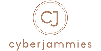 Cyberjammies Logo Copper