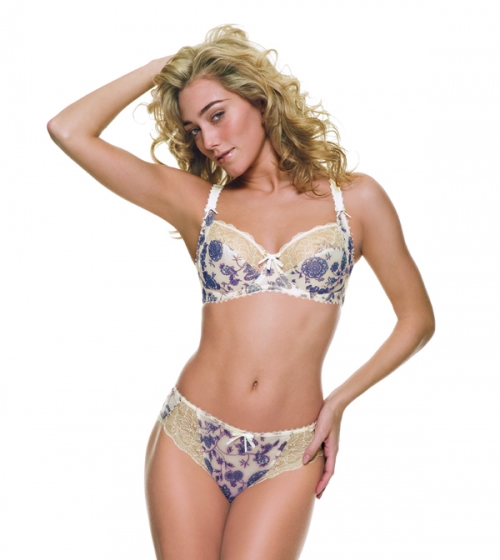 Fantasie Willo Bra & Brief Set Ivory