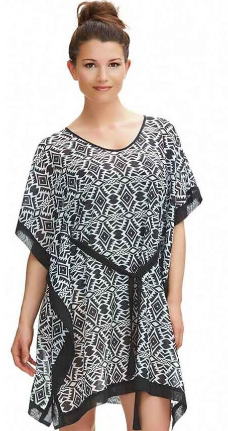 Fantasie Beq Kaftan Cover up