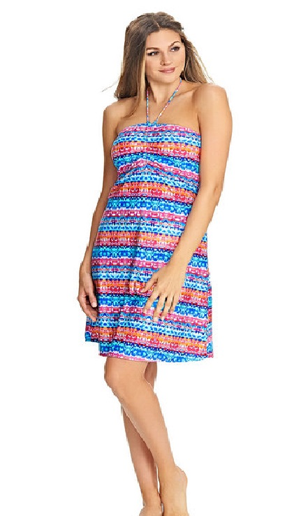 Freya Cuban Crush Beach Dress Multi